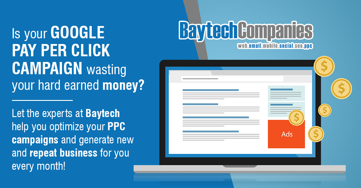 The best SEM and Pay Per Click Agency in Columbus - Baytech Companies